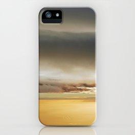 In-between the Clouds III iPhone Case
