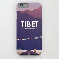 Alone In Nature - The Tibetan Way iPhone 6s Slim Case
