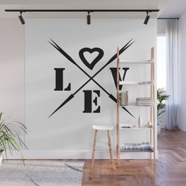 Valentine's day . Love . Wall Mural
