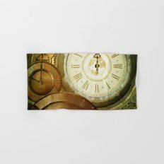 Steampunk, the clocks Hand & Bath Towel
