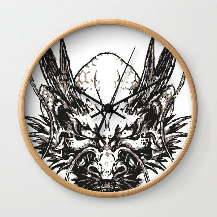 EnterTheDragon Wall Clock