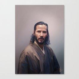 Kai Canvas Print