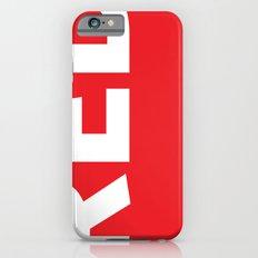 RED iPhone 6s Slim Case