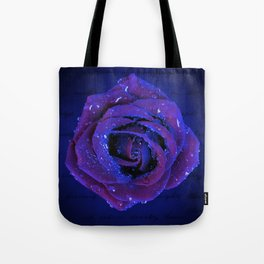 NOCTURNAL BLOSSOM Tote Bag