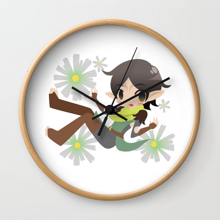 Dragon Age - Daisy Merrill Wall Clock
