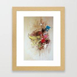 re lie able Framed Art Print