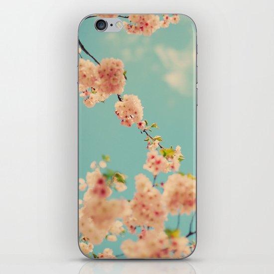 Splash of Pink iPhone & iPod Skin