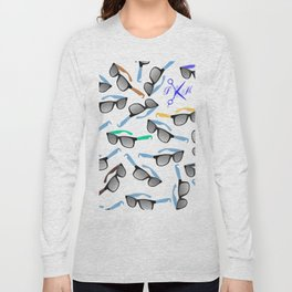80's Shades Long Sleeve T-shirt