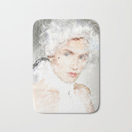 Rokoko Portrait Bath Mat