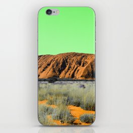 """Not So """"Red Center"""" iPhone Skin"""