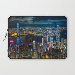 HONG KONG 10 Laptop Sleeve