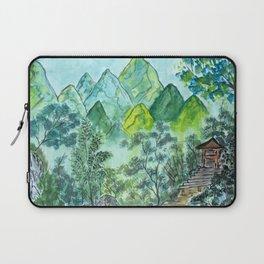 Emerald Woods Laptop Sleeve