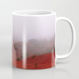 Red Land Coffee Mug
