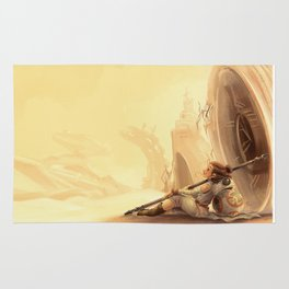 Desert Princess Rug