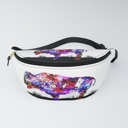 American Bison Fanny Pack