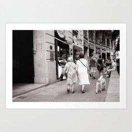 Spain 1 Art Print