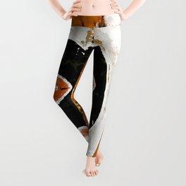 AFRICAN MASKS II Leggings