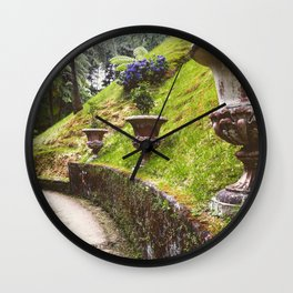 Furnas Wall Clock