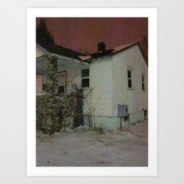 Bleak House Art Print