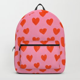 Love Hearts Backpack