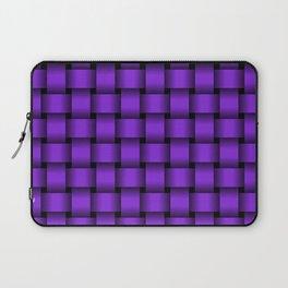 Violet Weave Laptop Sleeve