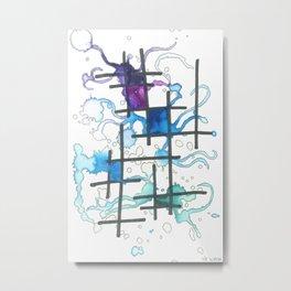 No. 5: Tina Metal Print