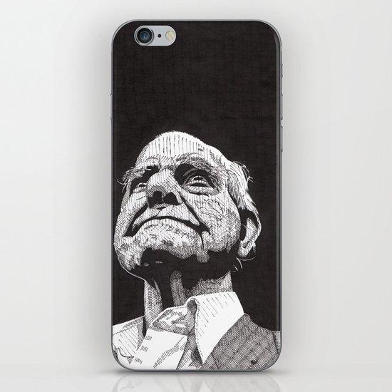 Homeless man5 iPhone & iPod Skin