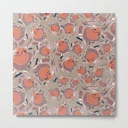 BP 46 Abstract Metal Print