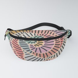 Curves Fanny Pack