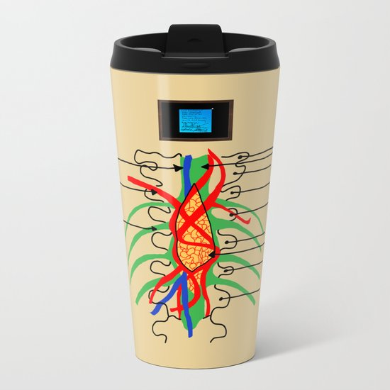 This is Forever Metal Travel Mug