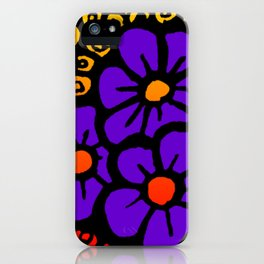 FLOWERS FOR SHERRY 001 iPhone Case