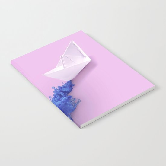 PAPER BOAT INK Notebook