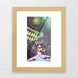 Cardcaptor Sakura fanart print Framed Art Print
