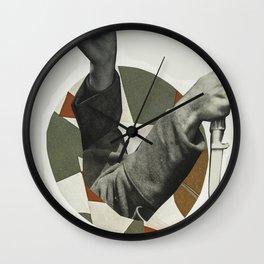 Knives Wall Clock