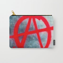 Anarchy Graffiti Carry-All Pouch
