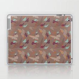 Bird Camouflage at Cozy Fall Laptop & iPad Skin