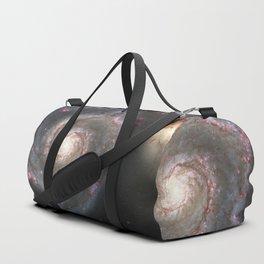 Messier 51 Duffle Bag