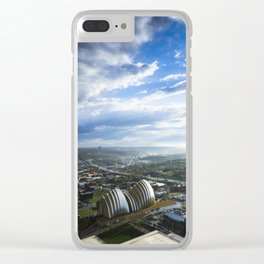Kansas City - After The Rain Clear iPhone Case