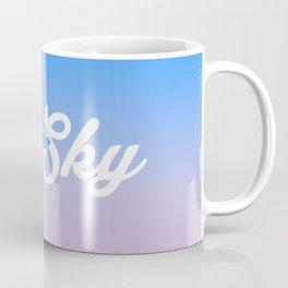 Hello Sky Coffee Mug