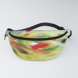 Floral beauty magnified - one Fanny Pack