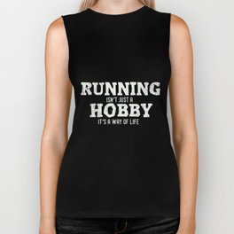 Running Saying | Runner Gift Hobby Jogger Run Biker Tank