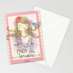 Guide for Dreamers / Guía para el alma soñadora Stationery Cards