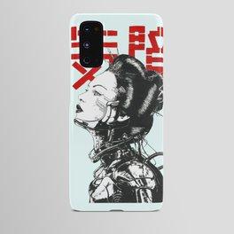 Vaporwave Japanese Cyberpunk Urban Android Case