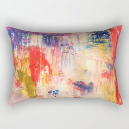 planetary landscape Rectangular Pillow