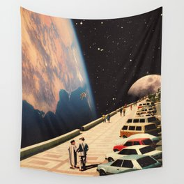 Space Promenade Wall Tapestry