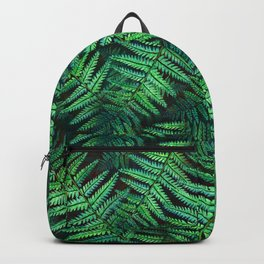 Among the Fern in the Forest Backpack