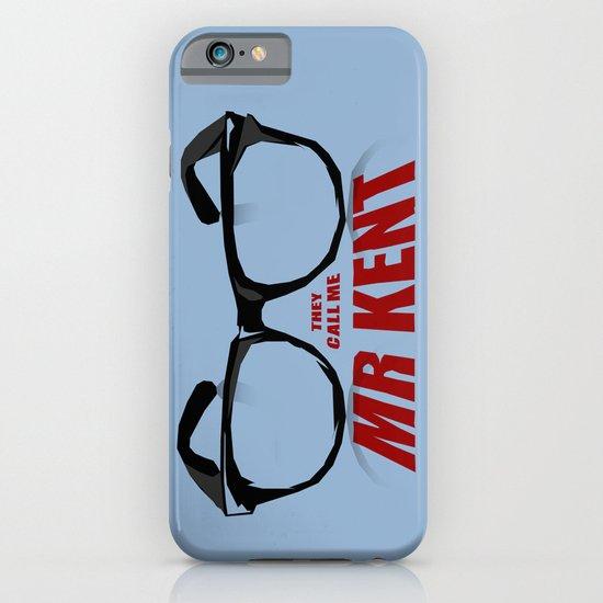 Mr Kent iPhone & iPod Case