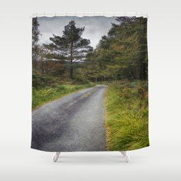Road To Freedom Shower Curtain