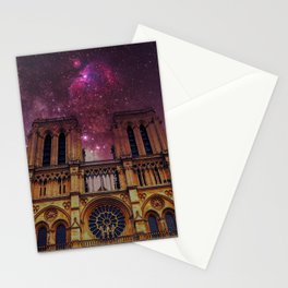 Space Notre Dame Stationery Cards