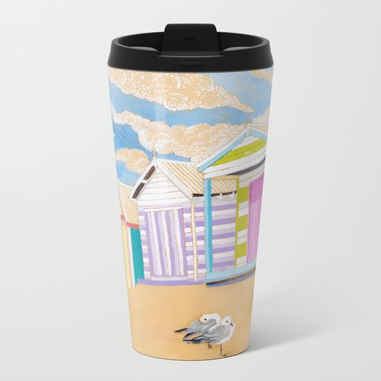 Mornington Bach Metal Travel Mug